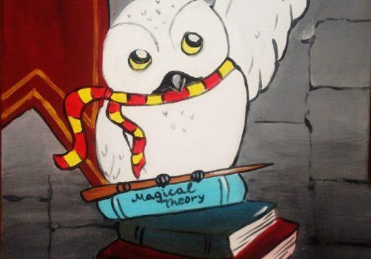 Птицата на мъдростта и познанието