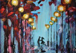 Танца на влюбените