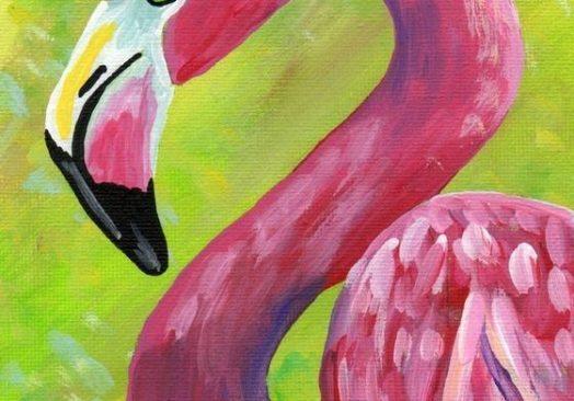 Съвременното фламинго