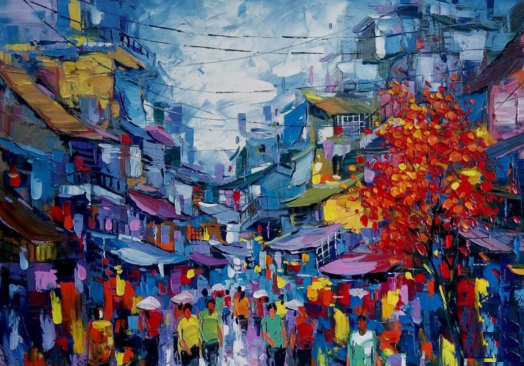 Градски цветове