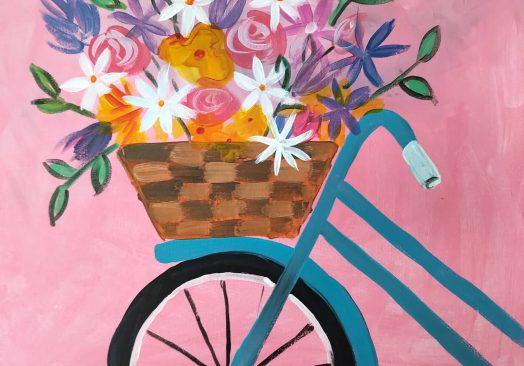 Цветно колело – за деца