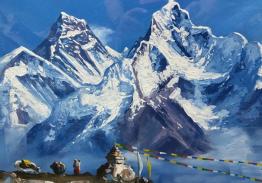 Маунт Еверест