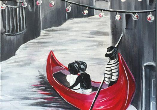 Любов във Венеция