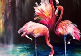 Семейство Фламингови
