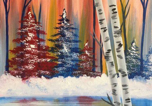 Спокойствие – рисуване онлайн