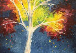 Космическо дърво