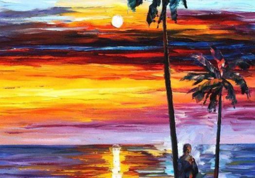 Хавайският залез
