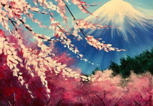 Цветовете на Япония