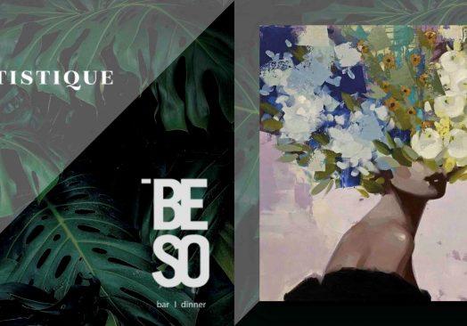 BeSo… Artistique – рисуване на открито